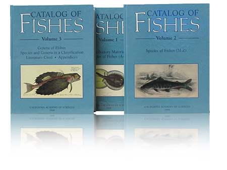 Catalogue of Fishes